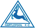 hartlepools united crest 1974