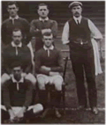 notingham forest 1908 team group