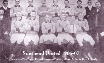 southend united 1906-07