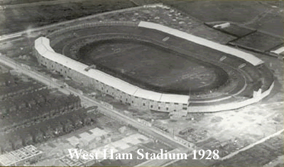 west ham stadium - home of Thames association fc